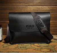 Мужская сумка-портфель Polo под формат А4   КС11