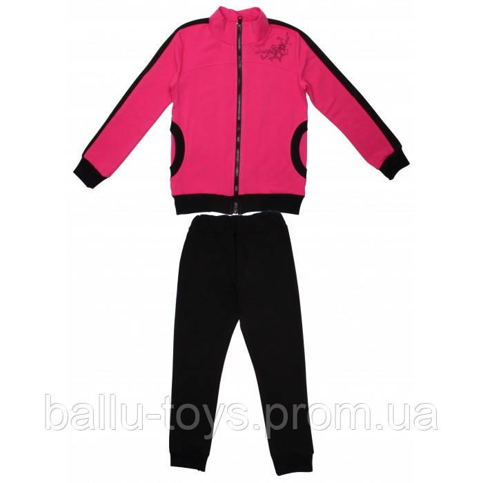 Спортивный костюм для девочек Valeri (6-10 лет)