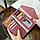 Тонкий женский кошелек . Клатч . 3 Цвета ЕК5, фото 4