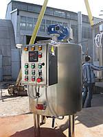Емкость из нержавеющей стали 300 литров