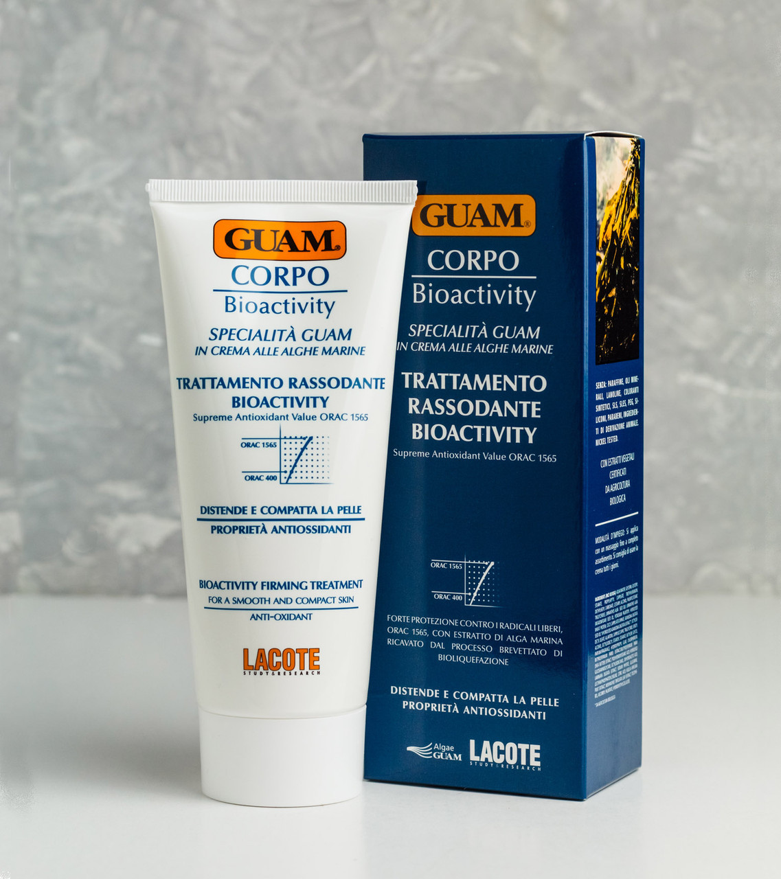 GUAM Подтягивающий и увлажняющий крем для тела для беременных GUAM Specialistica 200 мл