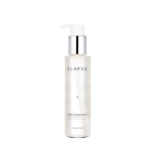 KLAVUU Pure Pearlsation Divine Pearl Cleansing Oil 150ml Очищающее масло для удаления макияжа