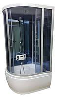 Душевой бокс Atlantis AKL1315(GR)R 130х85 правый, глубокий поддон, тонированное стекло