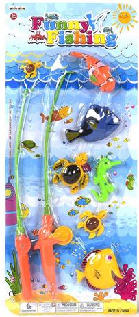 Игра Рыбалка.Детская игрушечная игра Рыбалка.Игрушка рыбалка магнитная.