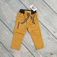 Коттоновые штаны для мальчика, р. 86