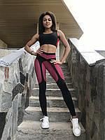 Спортивные женские лосины Aguilera, фото 1