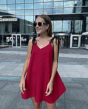 Модный женский летний сарафан трапеция,ткань софт,размеры:42-44,46-48.