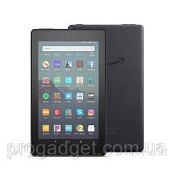 Планшет Amazon Fire 7 inch IPS, Wi-Fi, 1/16 GB, Quad-Core, FireOS Качественный планшет 9th gen 2019 Черный