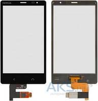 Сенсор (тачскрин) для Nokia X2 Dual Sim