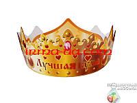 """Корона """"Лучшая Кума"""""""
