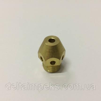 Корпус цанги для горелки ABITIG 18SC, д. 0,5-3,2 мм, фото 2