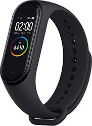Фитнес-браслет Xiaomi Mi Smart Band 4 Black Original XMSH07HM CN