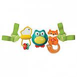 INFANTINO Навесные вращающиеся игрушки «Путешественники», фото 2