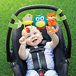 INFANTINO Навесные вращающиеся игрушки «Путешественники», фото 3