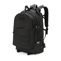 3D Рюкзак армейский тактический H1Z1 MOLLE (45л), черный