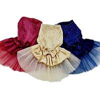 Платье для собак «Изабелла»