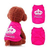 Майка для собак «Принцесса»