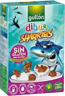 Печенье Gullon Dibus Sharkies 250г