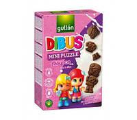 Печенье DIBUS MINI PUZZLE GULLON 250 GRS.