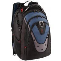 "Рюкзак для ноутбука Wenger 17"" Ibex black-blue (600638) (600638)"
