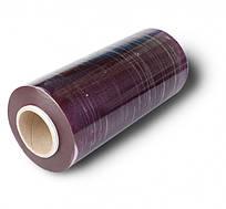 Пищевая пленка упаковочная ПВХ, желтая, фиолетовая, 300мм х 1500м