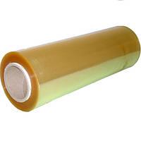 Пищевая пленка упаковочная ПВХ, желтая, фиолетовая, 350мм х 1500м