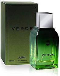 Ajmal Verde Eau De Parfum (100мл), Мужская Парфюмированная вода  - Оригинал!