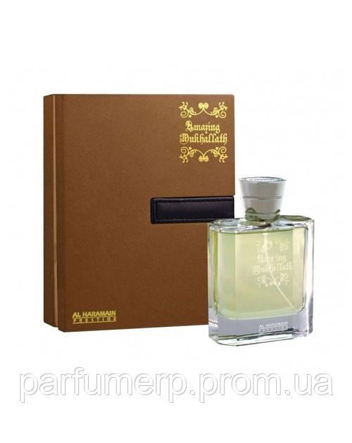 Al Haramain Prestige Amazin Mukhallat (100мл), Unisex Парфюмированная вода  - Оригинал!