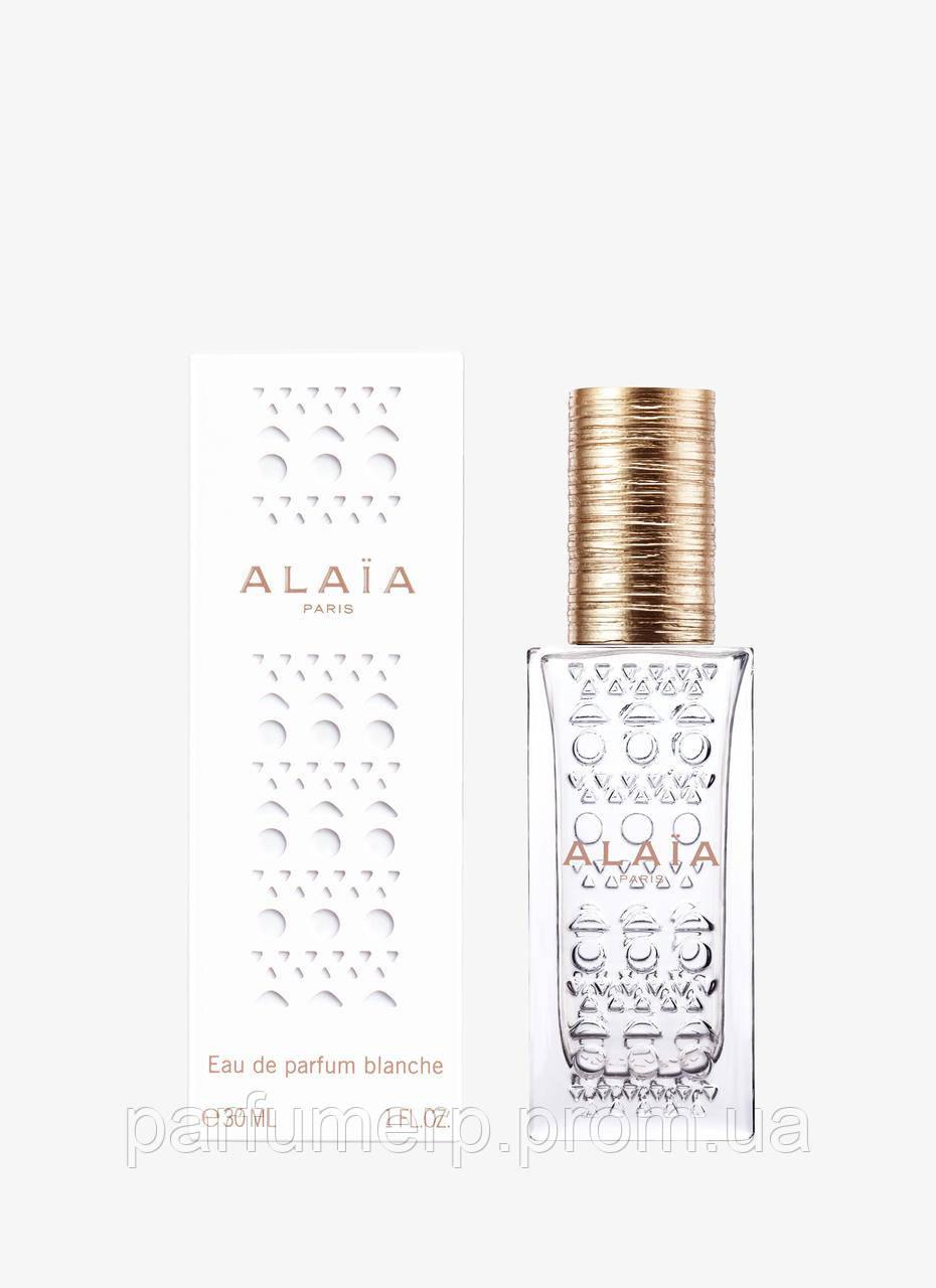 Alaia Paris Blanch (30мл), Женская Парфюмированная вода  - Оригинал!