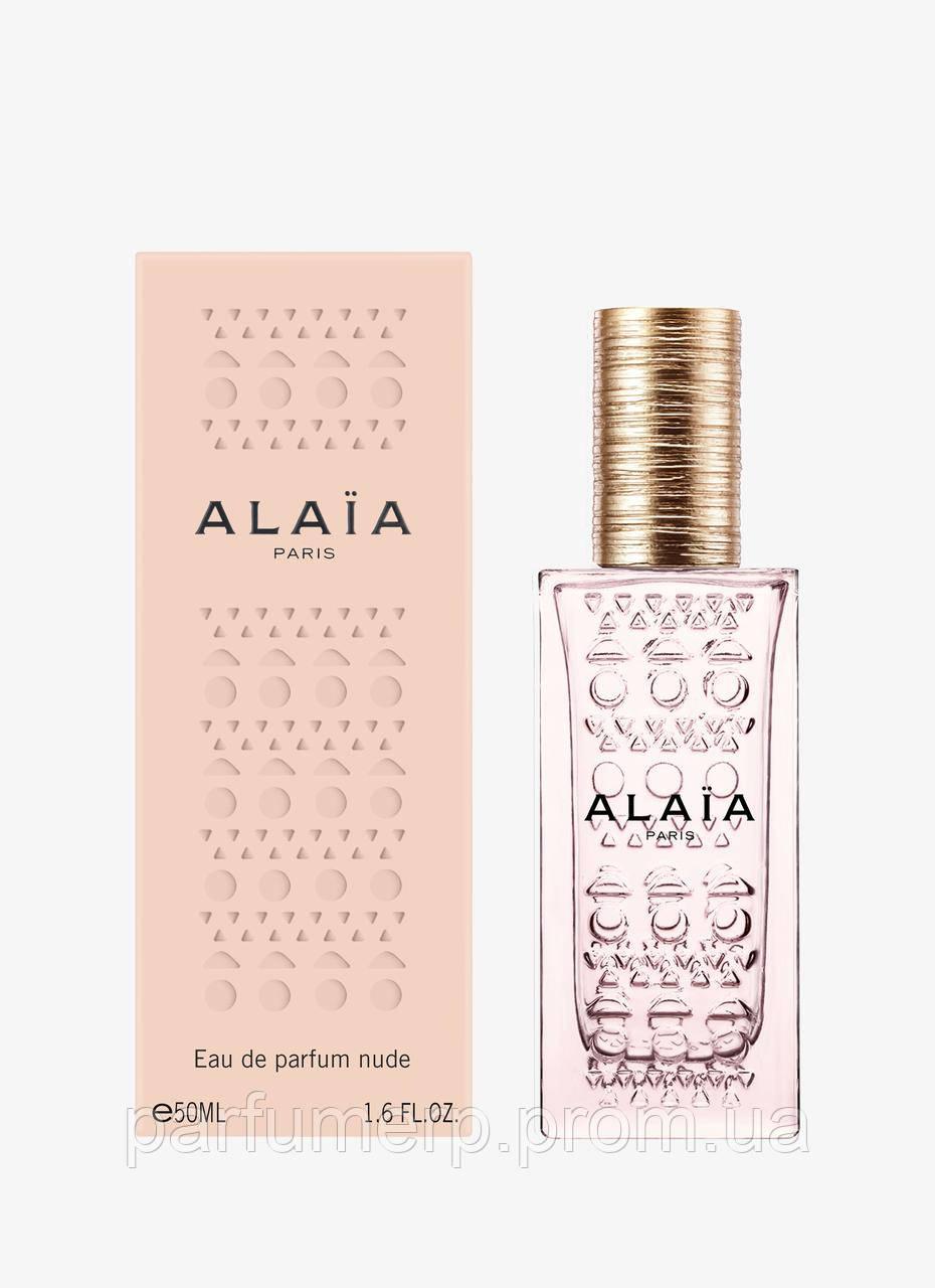 Alaia Paris Nude 2018 (50мл), Женская Парфюмированная вода  - Оригинал!