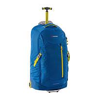 Сумка-рюкзак на колесах Caribee Stratosphere 75 Sirius Blue