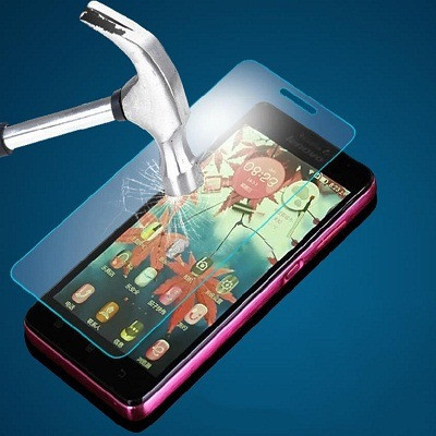 Защитное стекло на экран для Samsung Galaxy Note4 N910C