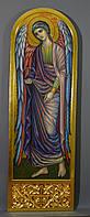 Икона Архангела Гавриила. Дьконские врата иконостаса.