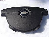 Заглушка подушки Авео airbag в руль пр-во Польша