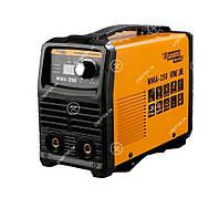 Инверторный сварочный аппарат для дома 250 Ампер, дисплей Kaiser MMA 250 Home Line с защитой от перегрева
