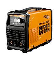 Сварочный аппарат инвертор 280 Ампер, дисплей, кейс Kaiser MMA-280 HOME LINE