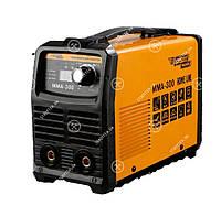 Бытовой инверторный сварочный аппарат 300 Ампер, дисплей, кейс Kaiser MMA-300 Home Line, работа от 180В