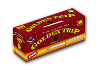 Сигаренті гільзи Golden Trip 500