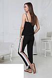 Модный женский летний костюм,ткань софт,размеры:42,44,46,48., фото 7