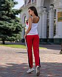 Модный женский летний костюм,ткань софт,размеры:42,44,46,48., фото 8