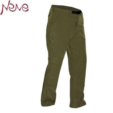 Softshell брюки для туризма NEVE Trekk-In khaki