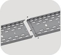 50х35х3000 Короб|Лоток металевий перфорований SCAT, Standard [2111110]