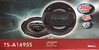 Автомобильная акустика колонки A1695S (350W)