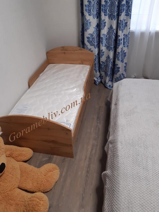 """На фото: кровать в детскую комнату """"Детская новая"""""""