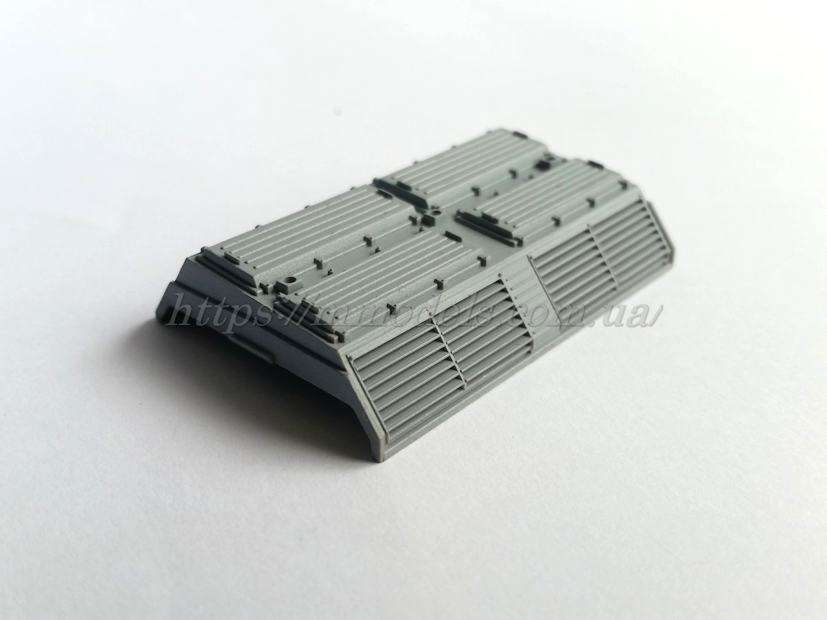 Блок жалюзей электровоза BR180 PIKO 51048 / 1:87