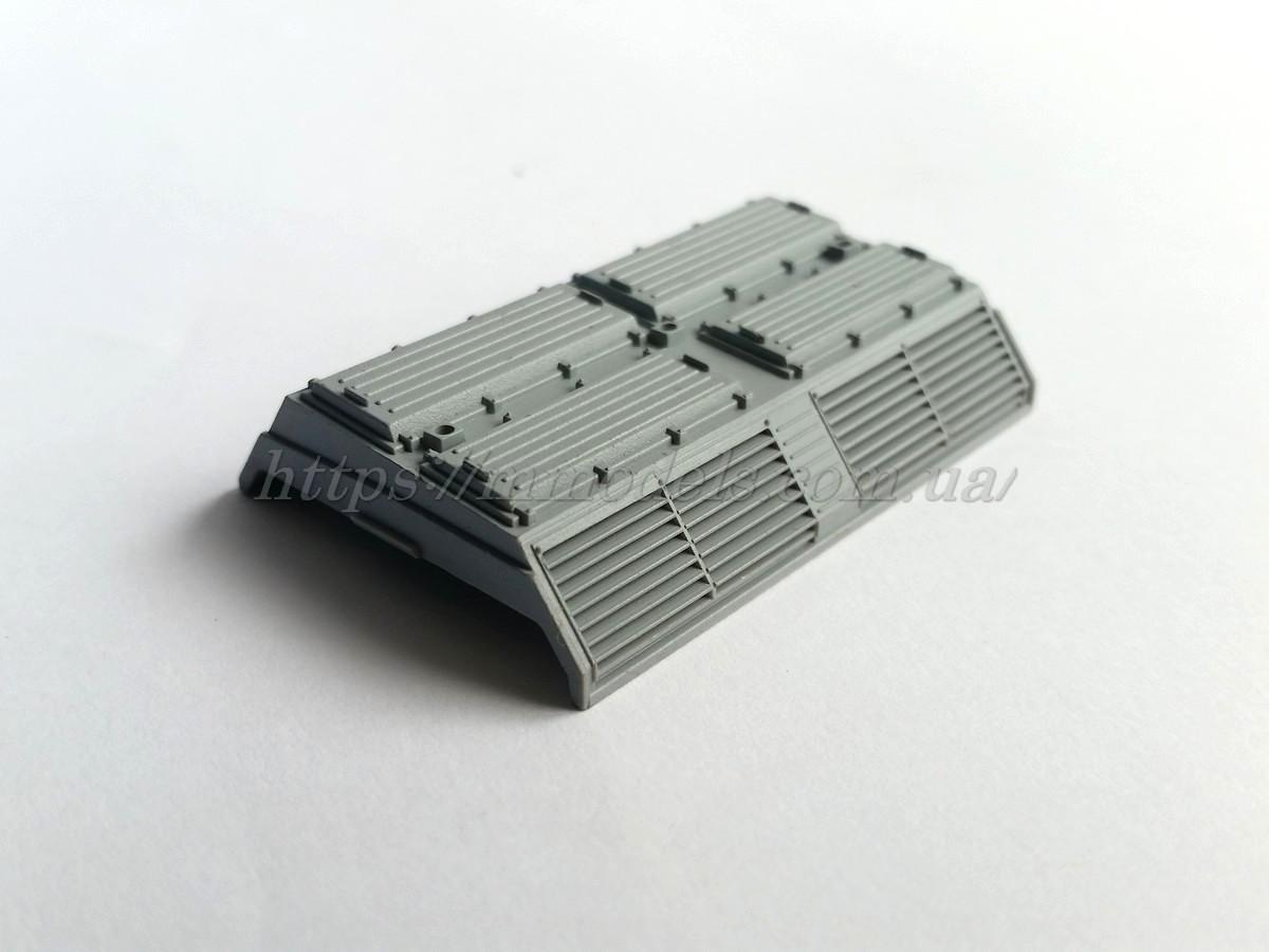 Блок жалюзей электровоза BR180 PIKO 51048 / 1:87, фото 1