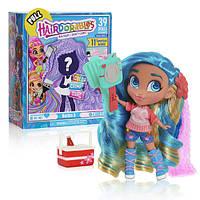 Hairdorables S3 Хэрдораблс куколка сюрприз с сюрпризами 23725 Collectible Surprise Dolls and Accessories