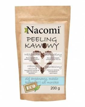 Скраб для тіла Nacomi Кава  200 гр