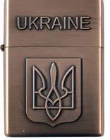 Зажигалка бензиновая Украина №4410