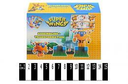 "Конструктор ""Super Wings"", 23 дет 16106"